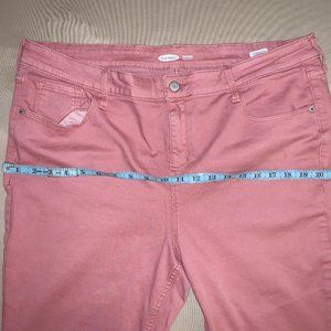 Old Navy Jeans Pink